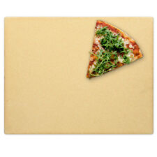 Pizzastein aus Cordierit für Backofen Grill Pizza Stein Ofen Brot Flammkuchen