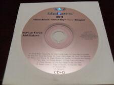 IDOL MAKERS KARAOKE IM019 ONCE BITTEN TWICE SHY THRU RESPECT CD+G