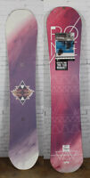 Rome SDS Scandal Women's Snowboard Size 150 cm New