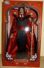 "Disney Store  Limited Edition Jafar Doll 17"""