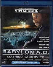 Blu-ray BABYLON A.D. VIN DIESEL
