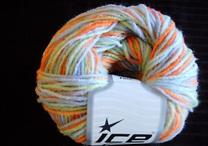Multi color sport size yarn #43700 ON SALE TODAY