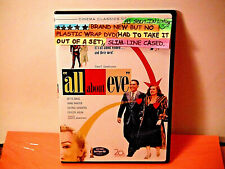 All About Eve(Bette Davis)1950 Film- New/Un-Sealed 2 Dvd Set + Lots Of Features
