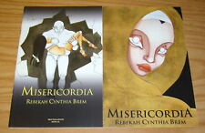 Misericordia #1-2 VF/NM complete series - dystopian science fiction love story