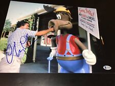 CHEVY CHASE SIGNED AUTOGRAPH 11x14 PHOTO NATIONAL LAMPOON VACATION BECKETT BAS D