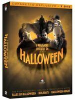 Box 3 Dvd Halloween Night Tales of Halloween Holidays i Peggiori Incubi Nuovo