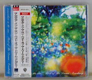 DREAM ACADEMY. SOMEWHERE IN THE SUN - BEST OF JAPAN CD. 1999 OBI.