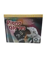 Electronic Piano Gloves - turn any surface into a musical instrument - Brand New