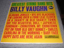 "BILLY VAUGHN (VG+) 1962 Greatest String Band Hits (NM) 12"" 33RPM LP DLP3409"