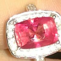 4 CTS RUBY 18K RING