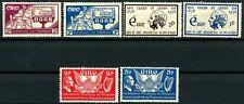Eire Ireland 1930's Commemoratives Set of 6 MH Scott's 99 to 104