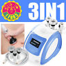3 in 1 Vacuum Radio Frequency Photon Massage Machine Face Care RF Body Slimming