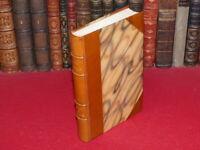 HENRI POURRAT / GASPARD DES MONTAGNES / TB RELIE 1924 N° Bibl. du Bibliophile