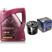 Ölwechsel Set 5L MANNOL Extreme 5W-40 + SCT Ölfilter Service KIT 10164184