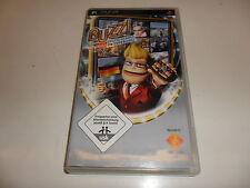 PlayStation Portable PSP Buzz! de Alemania superquiz