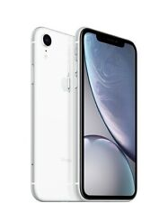 Apple iPhone XR 64GB White Unlocked To All Carriers (GSM+CDMA)