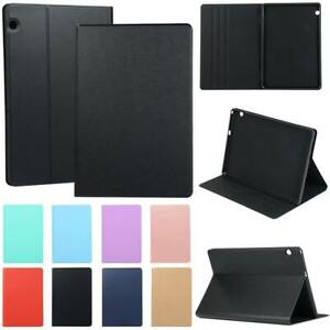 "Leather Stand Case Cover For Huawei MediaPad T3 10 AGS-W09 9.6"" Honor Play Pad 2"
