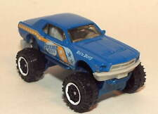 Brand New Matchbox Die Cast 1968 Ford Mustang Mudstanger with Oversized Tires
