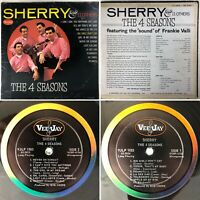 The 4 SEASONS SHERRY & 11 Others VJLP 1053 Vinyl (VG) Tested