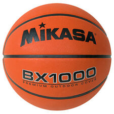 MIKASA BX1000 Mens Basketball Ultra Grip Composite Official Size 7 Outdoor 29.5""