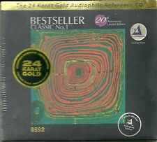 Clearaudio Bestseller Classic No.1 Gold CD CNA Neu OVP Sealed Limited Edition Nr