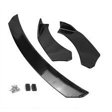 For BMW F10 F30 F32 F36 F80 F82 M3 M4 Front Bumper Lip Body Kit Spoiler