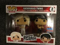 Funko POP! Scott Pilgrim Katayanagi Twins *Convention Exclusive*
