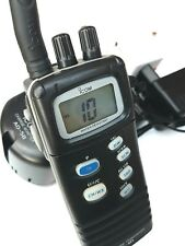 Icom IC-M1 vhf radio marine Transceiver