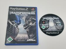 Playstation 2 Spiel | Transformers - The Game | ? Getestet ? *PS2