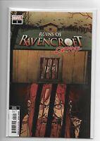 Ruins Of Ravencroft Carnage #1 2nd Print Marvel Comics