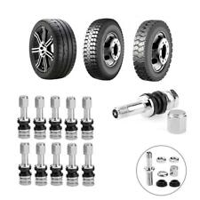 Outer Mount Stainless Steel Tire Valve Stems for Truck Bus