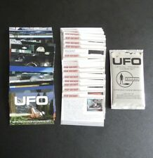 GERRY ANDERSON UNSTOPPABLE 2016 54 CARD BASE SET WITH WRAPPER