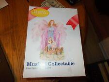 Classic Treasures: Musical Collection- Fiber Optic Angel Figurine