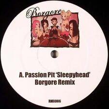 Borgore - Sleepyhead / Cry Me A River / My Favorite Tingz - RARE DNB RMX006