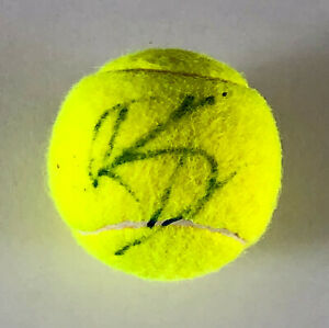 RAFA NADAL SIGNED TENNIS BALL - Genuine Autograph