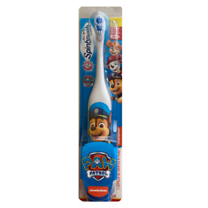 Arm & Hammer Paw Patrol Powered Toothbrush - Chase