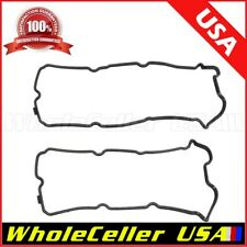 Cylinder Valve Cover Gasket Set For 02-14 NISSAN 350Z ALTIMA FRONTIER MAXIMA