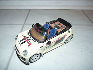 Kentoys Mini Cooper S Convertible in White - 1:24