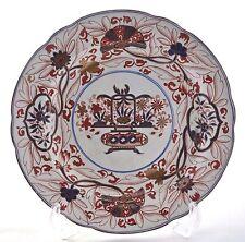 Antico Copeland & Garrett ritardo SPODE IMARI PAT. 4371 PIASTRA Scalloped c.1833-47