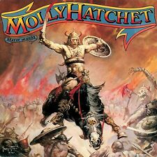 MOLLY HATCHET Beatin' The Odds Limited Vinyl LP