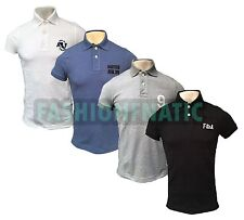 Abercrombie & Fitch Short Sleeve Polo Casual Shirts for Men