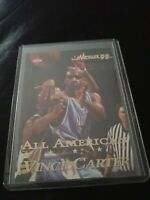 1998 IMPULSE Edge Vince Carter All-American Card #35 ROOKIE