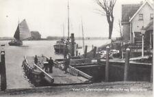 Dordrecht, Veer 's Gravendeel - Wieldrecht nglum 1910? G0909