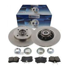 Bremsensatz Hinten für CITROEN C4 DS4 PEUGEOT 308 (mit ABS Ring + Radlager)