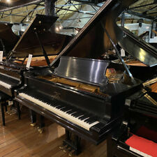 More details for steinway & sons model a grand piano black | 127549 | sherwood phoenix | lockd...