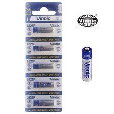 10x Pila VINNIC 27A LR27A MN27 L828 27A Bateria - 12V