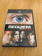 Requiem for a Dream (Dvd, 2001, Unrated) Widescreen Edition. Great Movie!