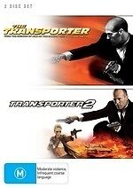 The Transporter / Transporter 2 (2 Disc Set) * NEW DVD * Jason Statham