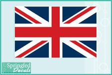 BRITISH FLAG Vinyl Decal #1 Car Truck Window Sticker CUSTOM SIZE Union Jack