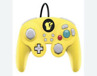 Nintendo Switch Pokemon Pikachu GameCube Style Wired Fight Pad Pro Controller
